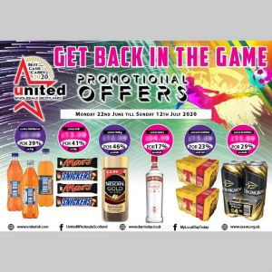 Get back in the game with P19 Cash & Carry promotions in 2020