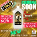 MD2020 gold coming soon limited edition tantalizing flavour