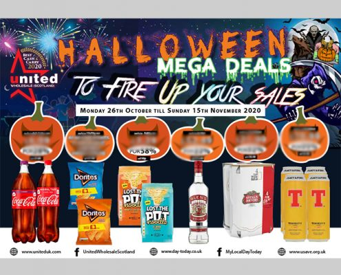 halloween mega deals to fire up your sales