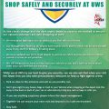 Shop safely and securely at United Cash & Carry