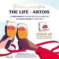 Picture yourself in the life Stella Artois