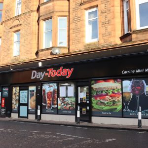 Day-Today Catrine Mini Market Store